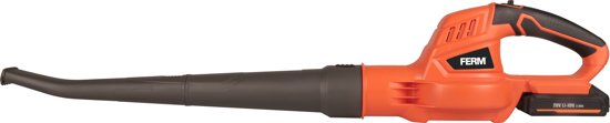 FERM LBM1010 Accu Bladblazer - Incl. Li-Ion accu 20V – 2.0Ah en snellader - 180km/u blaassnelheid