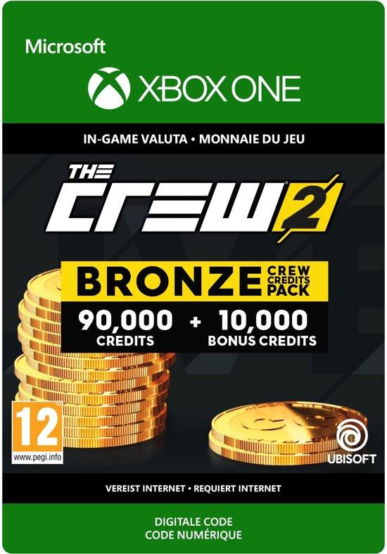 The Crew 2 Bronze Crew Credit Pack - Xbox One
