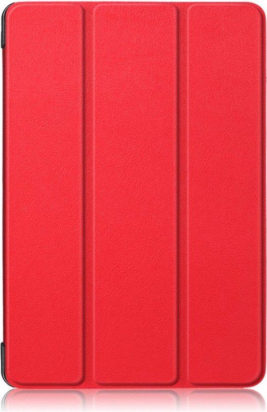 Shop4 - Huawei MediaPad T5 10 Hoes - Smart Book Case Rood