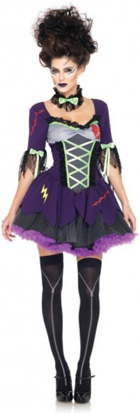 Frankensteins bruid kostuum S/m