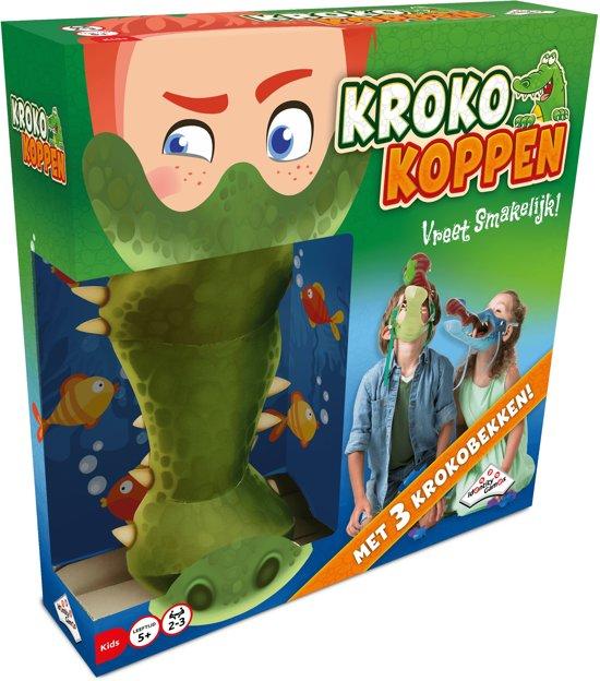 Kroko Koppen - Kinderspel