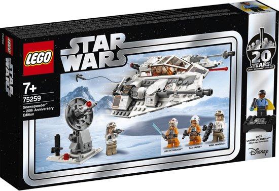 LEGO Star Wars 20 Years Snowspeeder - 75259