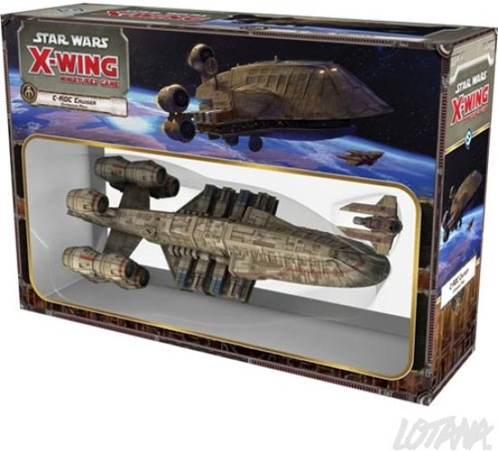 Afbeelding van het spel Star Wars X-Wing: C-ROC Cruiser
