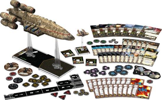 Thumbnail van een extra afbeelding van het spel Star Wars X-Wing: C-ROC Cruiser