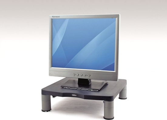 ADJUSTABLE MONITOR RISER PLUS GRAPHITE