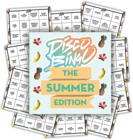 Disco Bingo Summer edition - aanvulset