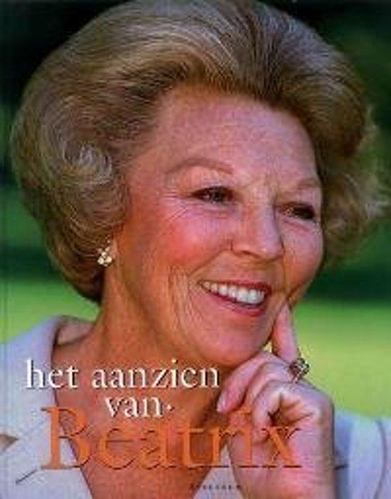 Cover van het boek 'Het aanzien van Beatrix' van Han van Bree
