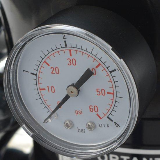 vidaXL Zandfilterpomp 1000 W 16800 L/u
