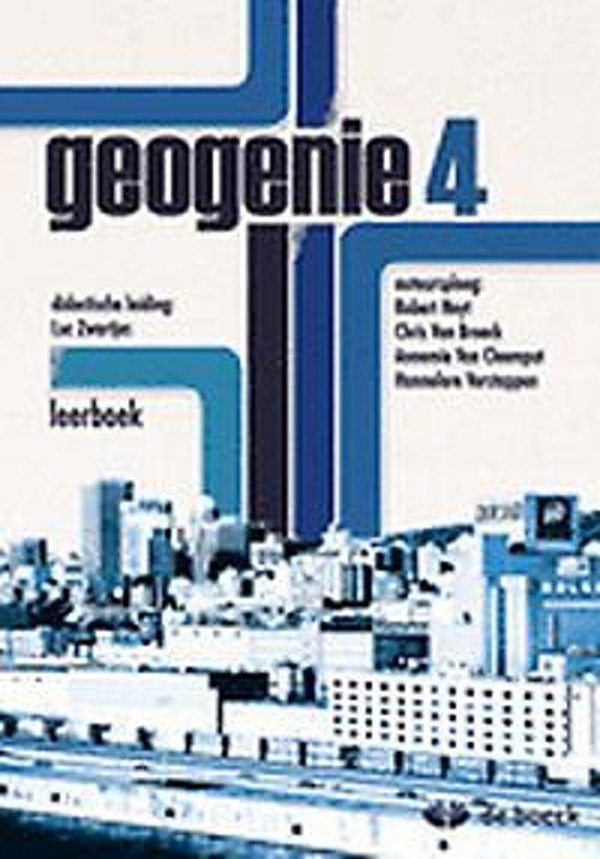 Geogenie 4 - leerboek