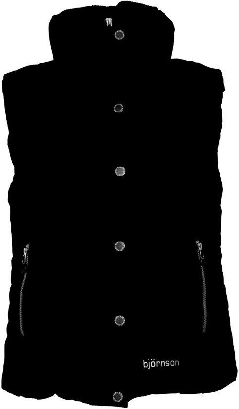 Bjornson Ronja - Bodywarmer - Dames - Maat 46 - Zwart