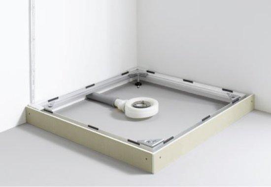 bette floor afvoergarnituur voor douchebak. Black Bedroom Furniture Sets. Home Design Ideas