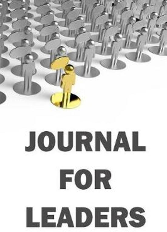 Journal for Leaders