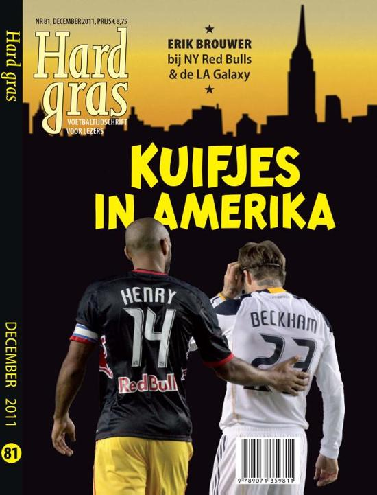 Cover van het boek 'Hard Gras 81' van  Nvt