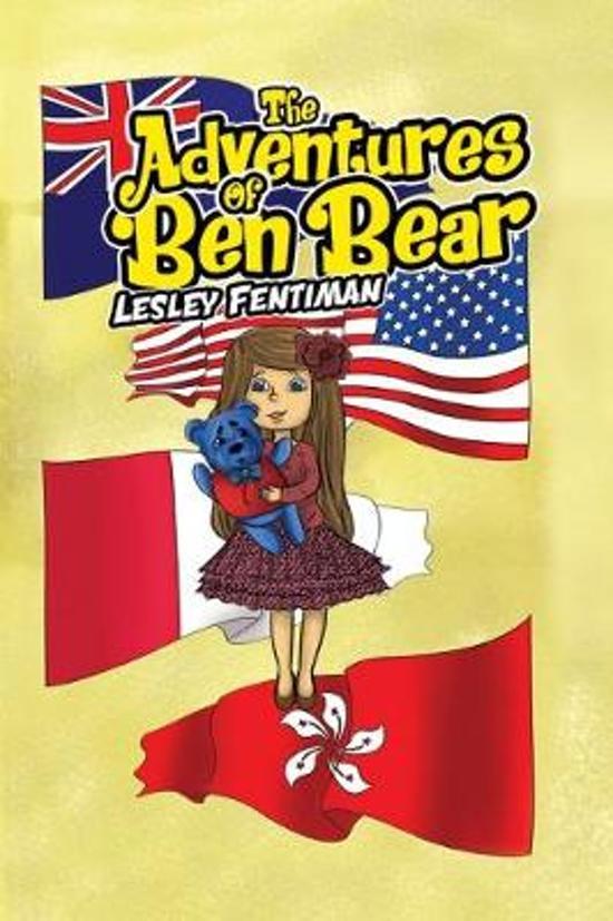 Bol The Adventures Of Ben Bear Lesley Fentiman