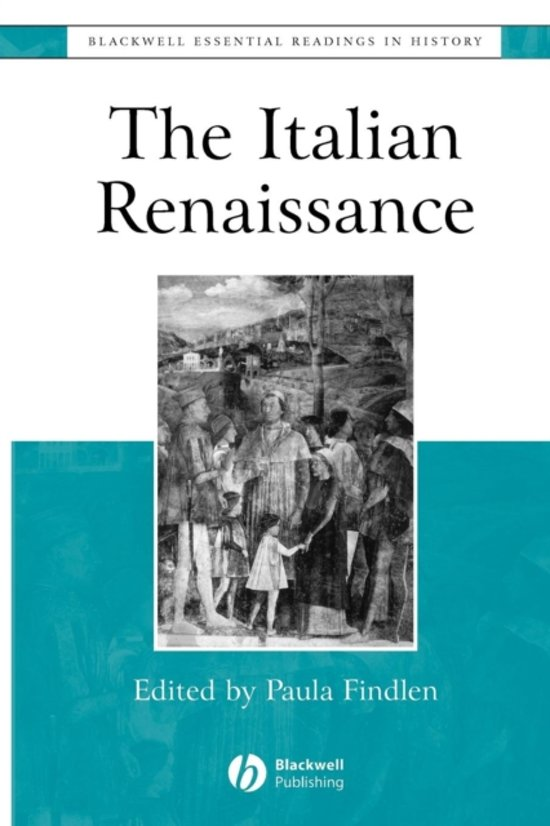 essays on the italian renaissance How can the answer be improved.