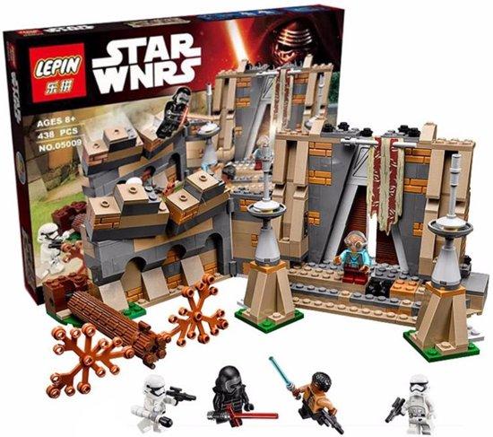 Bricks Lepin Sterren Oorlog Set