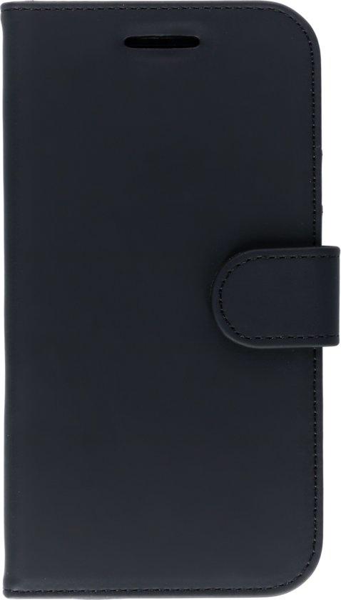 Porte-monnaie Bleu Livret Tpu Pour Motorola Moto E4 kPC1q