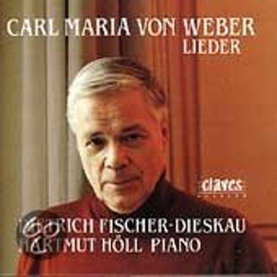 Weber: Lieder / Dietrich Fischer-Dieskau, Hartmut Holl