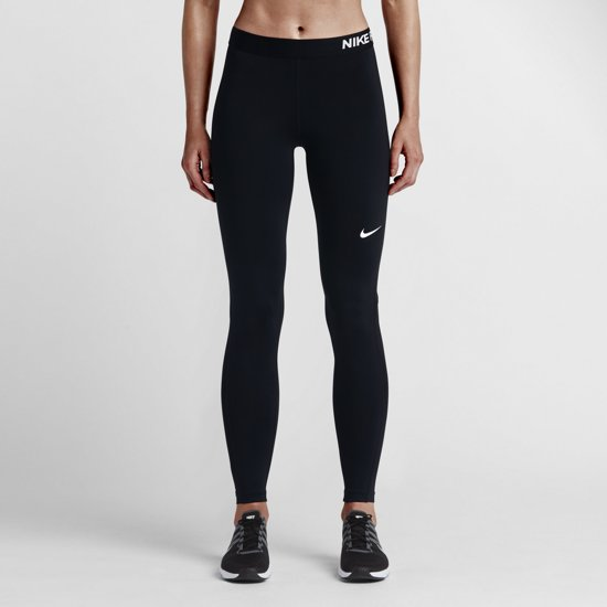 85a5dacb099 bol.com   Nike Pro CL Tight Sportlegging Dames - Zwart