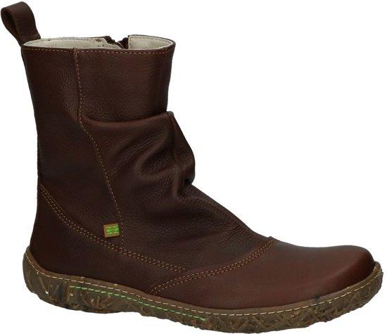Brown El Naturalista Chaussures Avec Fermeture Éclair Pour Les Femmes Y4218KPDGD