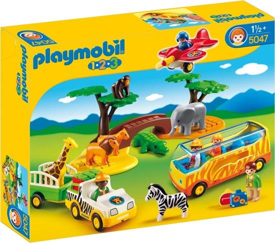 playmobil 123 safari 5047 playmobil. Black Bedroom Furniture Sets. Home Design Ideas
