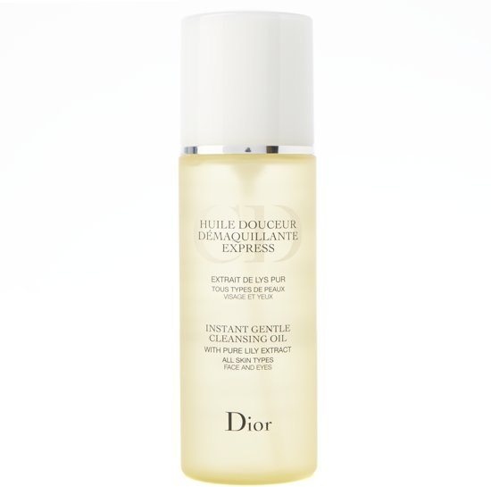 Dior Instant Gentle Cleansing Oil - 200 ml - Reinigingsolie