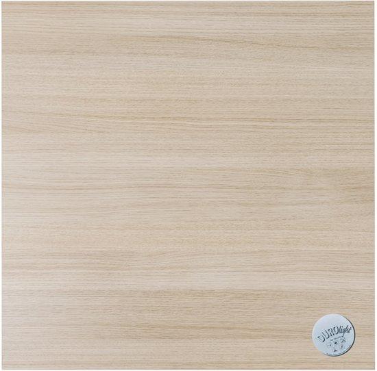 Tafelblad Hout Tweedehands.Tafelblad Horeca Vierkant Naturel 68x68x5cm
