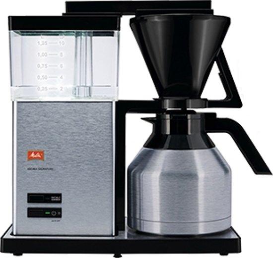 Melitta Aroma Signature Therm 1007-06 Filter Koffiezetapparaat