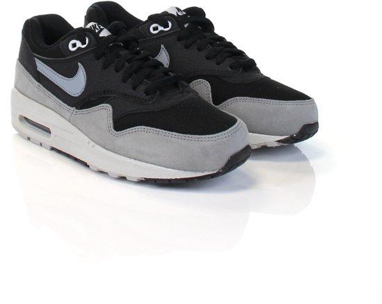 Nike Air Max 1 Zwart Grijs