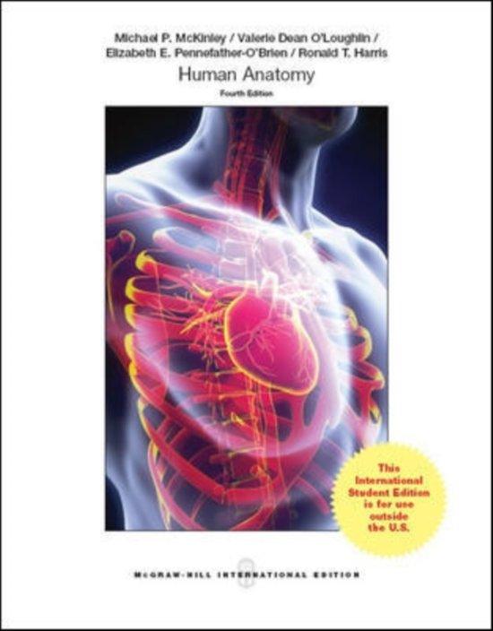 Bol Human Anatomy 9789814646376 Mcgraw Hill Boeken