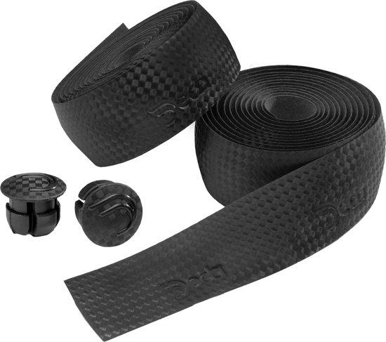 Deda Special - Stuurlint - Carbon Look - Zwart