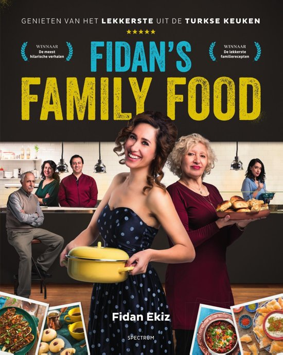 Fidan's Family Food :: Unieboek-Spectrum