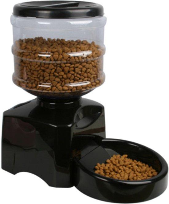 Lovely Pets™ Slimme - automatische - voerbak voor katten en honden - voerautomaat - kattenvoerbak - hondenvoerbak