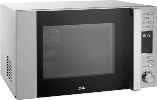 ETNA  ECM274RVS - Combi-magnetron - RVS