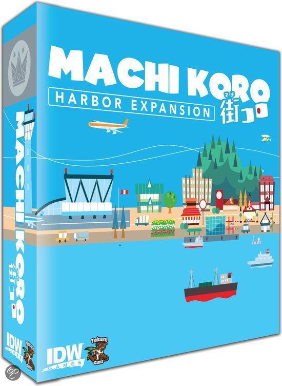 Afbeelding van het spel Machi Koro Harbor Expansion