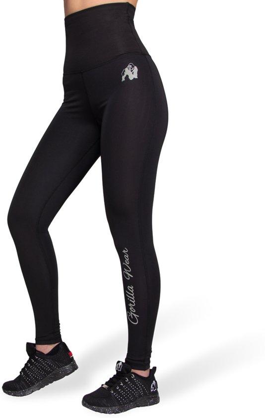 Gorilla Wear Annapolis Work Out Legging - Zwart - XS