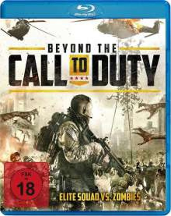 Beyond the Call to Duty: Elite Squad vs. Zombies (Blu-ray)