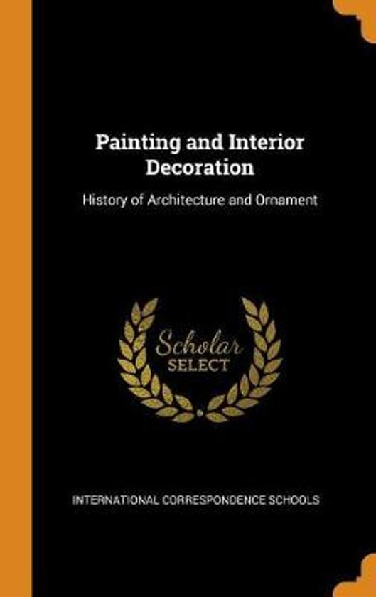 Painting and Interior Decoration