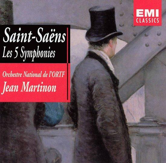 Saint-Saens: Symphonies