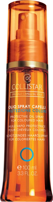Collistar Zon Hair Protective Oil Spray (Coloured Hair) - 100 ml - Haarolie