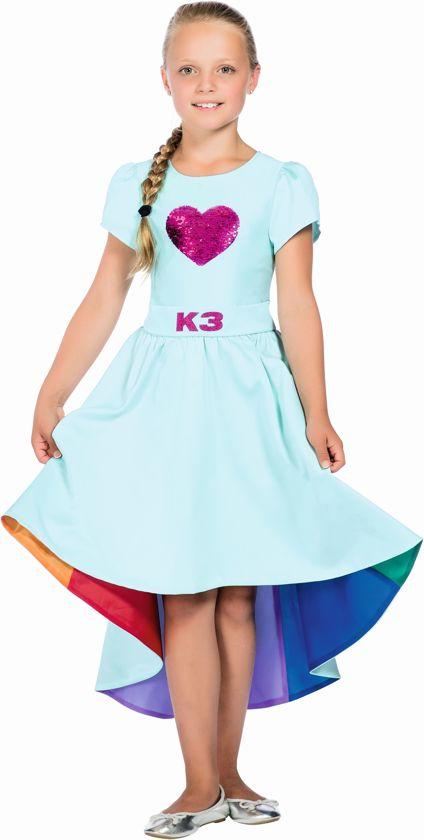Afbeelding van K3 jurkje Verkleedjurk K3 Love Cruise 9-11 jaar speelgoed