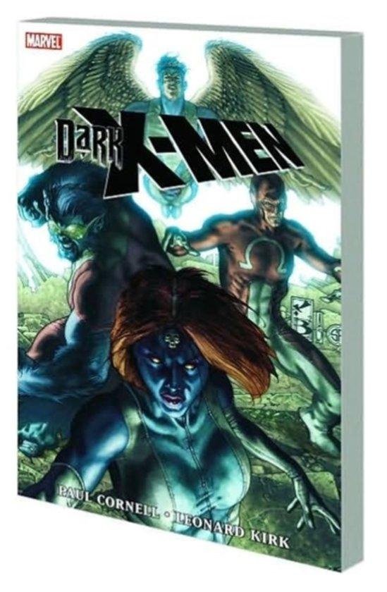 Boek cover Dark X-men van Paul Cornell (Paperback)