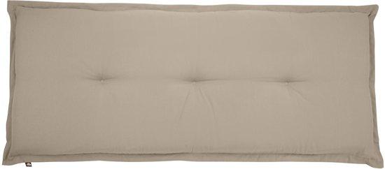 Tuin bankkussen Kopu® Prisma Tan 150x50 cm | Kussen voor tuinbank