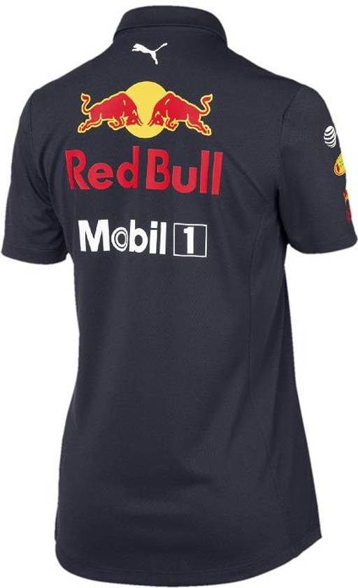Red Bull Racing Dames Teamline 2019 Polo L