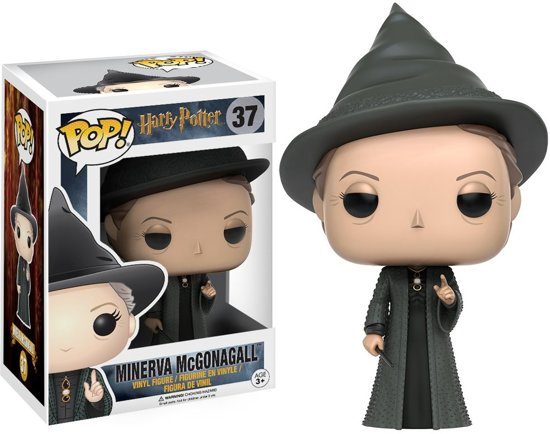Funko Pop! Harry Potter - Minerva McGonagall