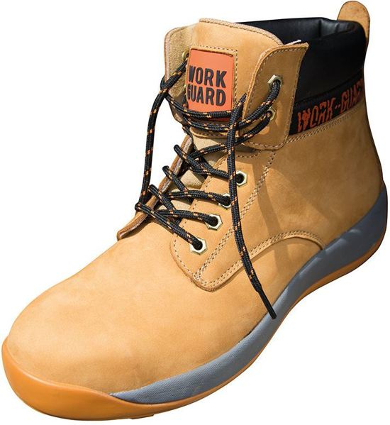 Result Strider Safety Werkschoenen Hoog model  - Maat 42