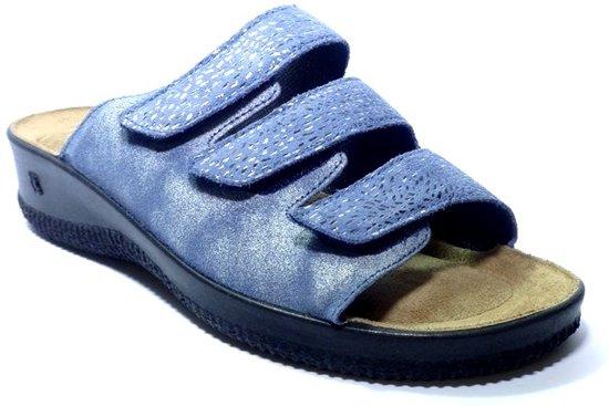 Romika 51501 181 541 Salina 01 Slipper Jeans Blauw 39