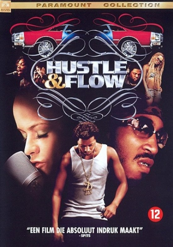 Cover van de film 'Hustle & Flow'
