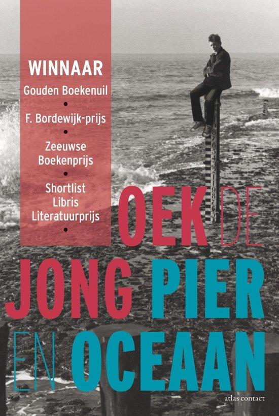 Boek cover Pier en oceaan van Oek de Jong (Onbekend)