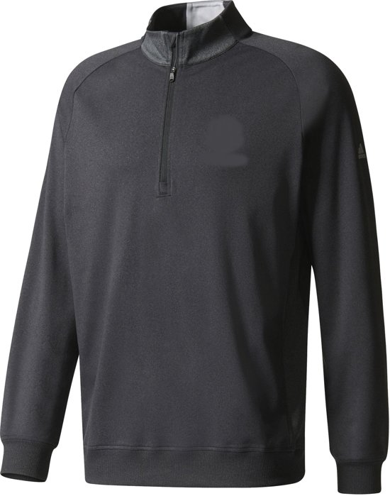 ef1f3aa641a bol.com | Adidas Sweater Blackheat Heren Zwart Maat S